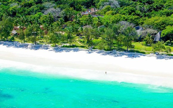 Diani Beach - The Sands at Nomad Hotel 5*