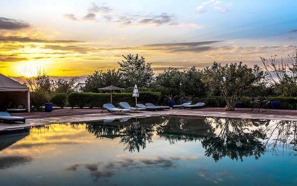 Alle porte di Marrakech - Les Jardins d'Issil