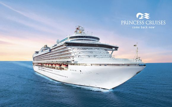 Crown Princess - Crociera nel Mediterraneo