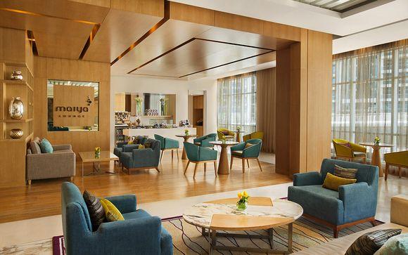 Il DoubleTree by Hilton Hotel Dubai - Jumeirah Beach 4*