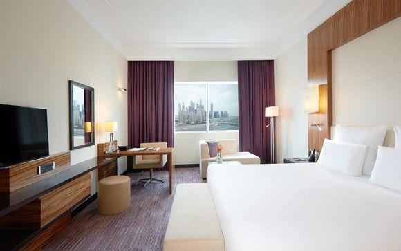 Pullman Dubai Jumeirah Lake Towers 5* - partenza del 30/12 da Milano Malpensa
