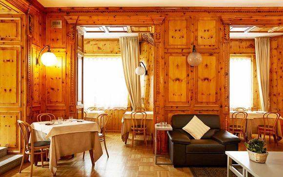L'Hotel Rezia 4*