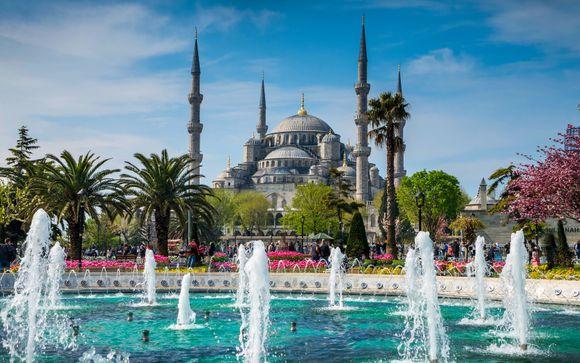 Alla scoperta di Istanbul e della Giordania