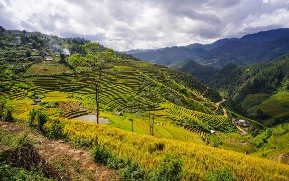 Estensione a Mai Chau e Phu Luong