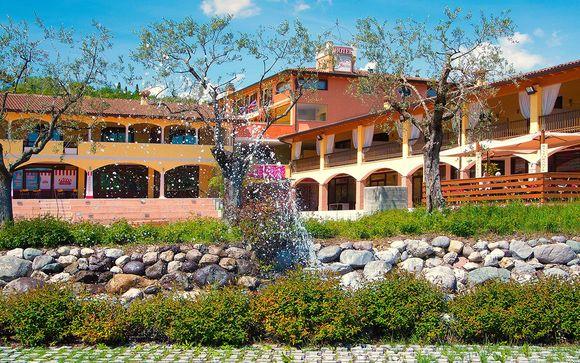 L'Hotel Donna Silvia 4*
