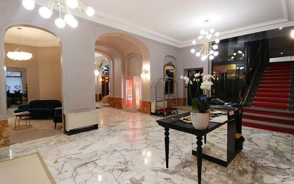 Il Grand Hotel Bellevue 4*
