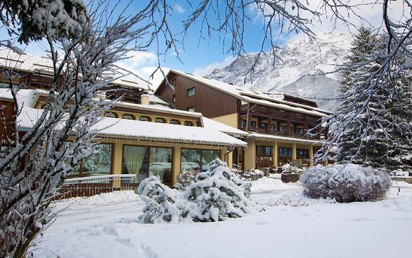 Hotel Palace Bormio Wellness & Beauty 4*