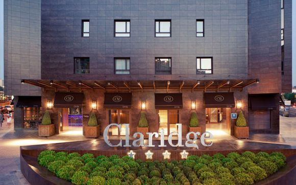 L'Hotel Claridge 4*