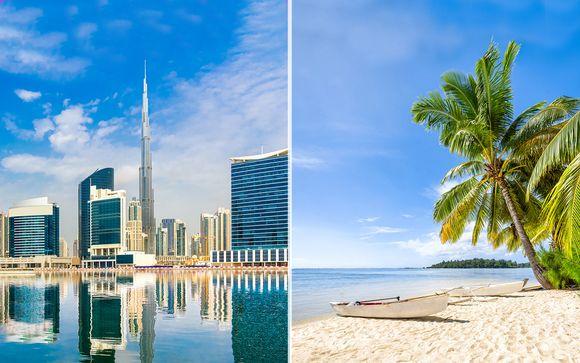 JW Marriott Marquis Dubai Hotel 5* & Crociera in yacht