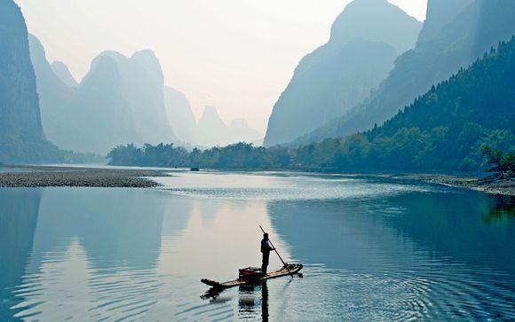 Tour della Cina con Crociera sullo Yangtze