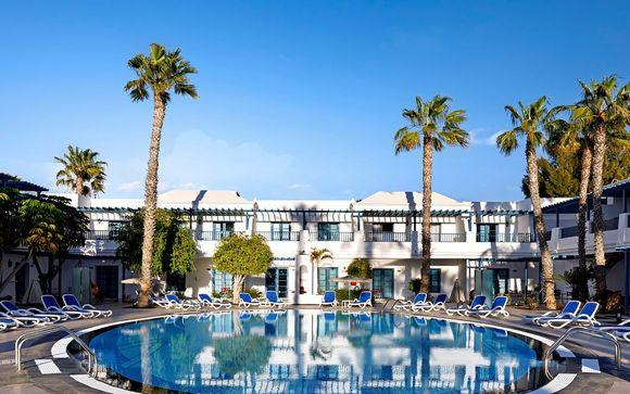 L'Hotel THB Tropical Island 4*