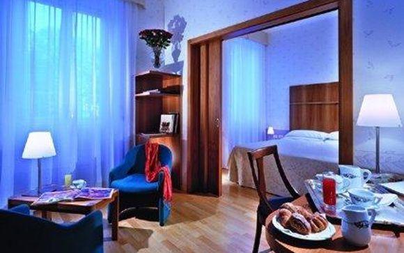 L'Hotel Delle Rose 4*