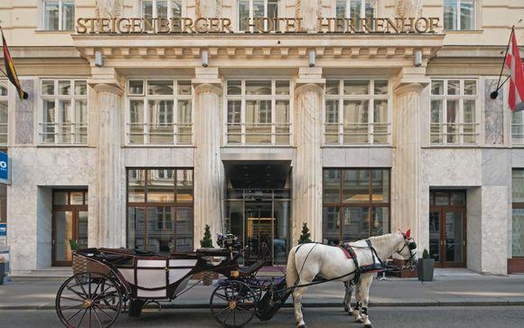 Steigenberger Hotel Herrenhof 5*