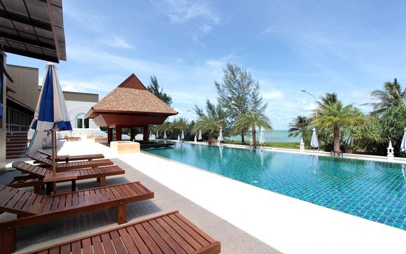 Phuket - Maikhao Palm Beach Resort 5*