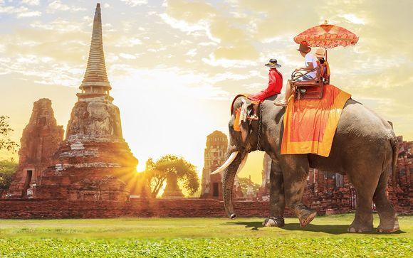 I tesori dell'Indocina in emozionante tour tra templi e natura