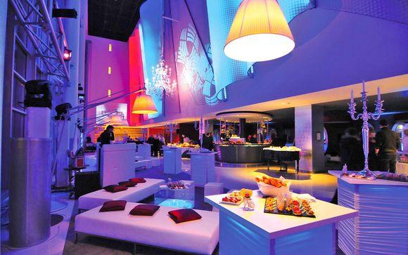 Starling Geneva Hotel 4*