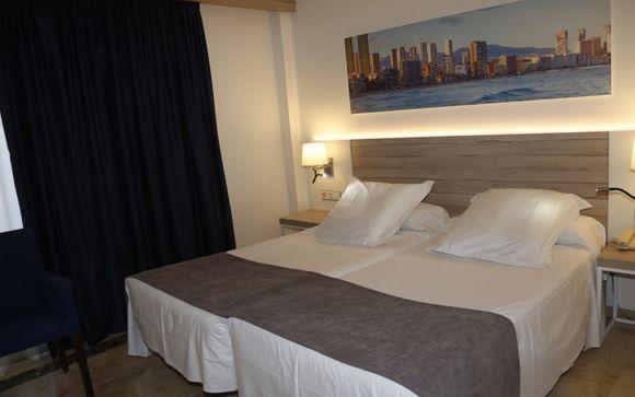 Il Medplaya Hotel Agir Benidorm 4*