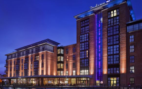 Radisson Blu Hotel Belfast 4*