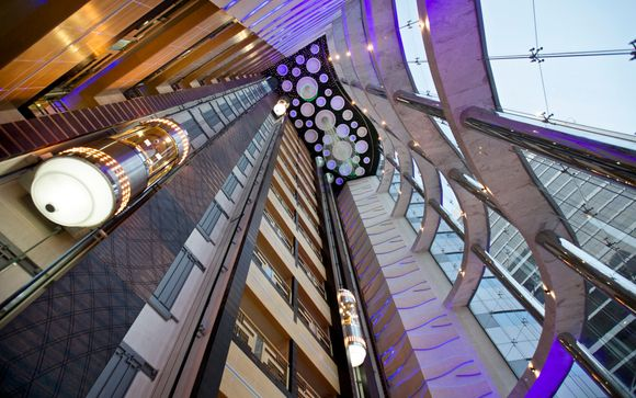 Dubai - Doubletree by Hilton Hotel & Residence Al Barsha MOE 4*