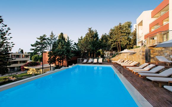 L'Hotel Paradise Friends Rodos Palace 4*
