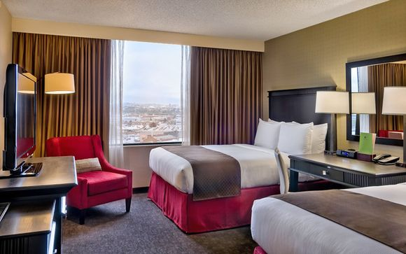 Doubletree by Hilton Los Angeles Downtown o similare
