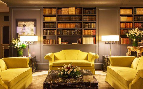 Elegante 4* nel quartiere Parioli e a due passi da Villa Borghese