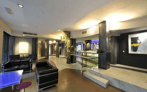 L'hotel - Arthotel Boston, Torino