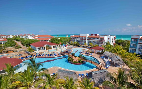 Cayo Santa Maria - Memories Paraiso Azul Beach Resort 5*