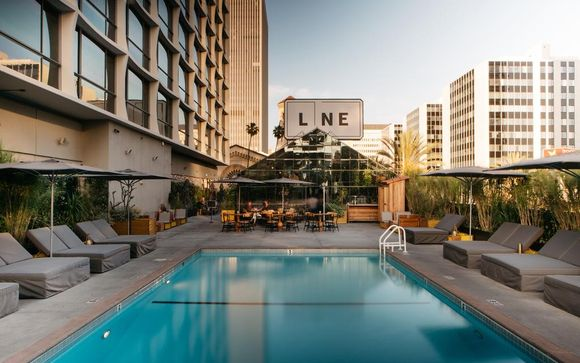 Los Angeles: The LINE Los Angeles 4*