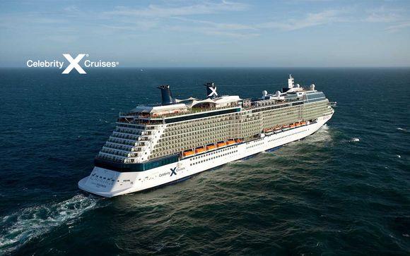 Crociera ai Caraibi a bordo di Celebrity Equinox + Hotel Epic