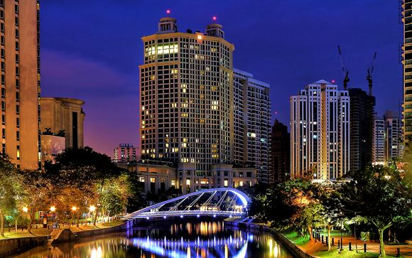 Singapore - Hotel Grand Copthorne Waterfront 5*