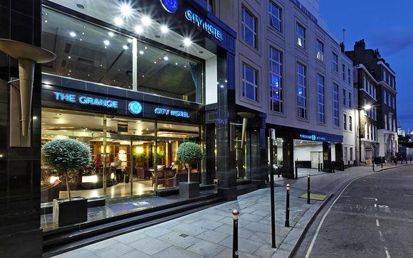 Il Grange City Hotel