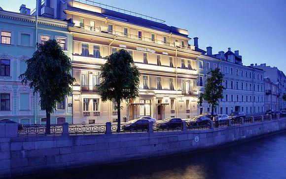 Hotel Domina Prestige 5*