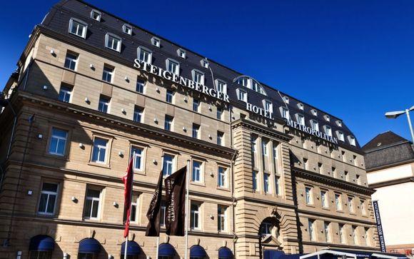 Steigenberger Hotel Metropolitan 5*