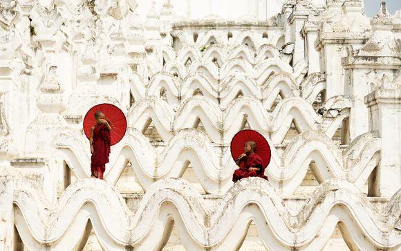 Tour Le gemme del Myanmar