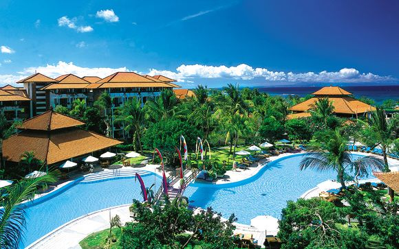Nusa Dua - Hotel Ayodya Resort Bali 4* o similare