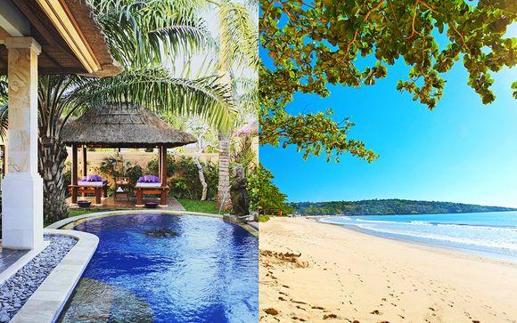 Furama Villas & SPA 4* a Ubud & Ayodya Resort 5* a Nusa Dua