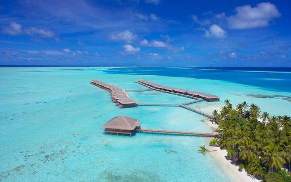 Maldive, oasi di pace e comfort in raffinato resort 4*