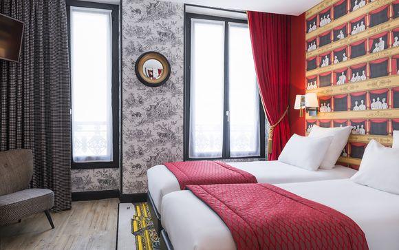 Hotel Sacha Paris