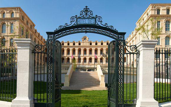 InterContinental Marseille Hotel Dieu 5*