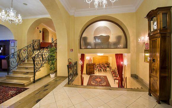 L'Hotel Centrale 4*