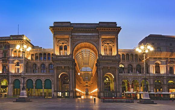 Milano, moderno 4* di design vicino al centro