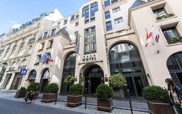 Hotel Opera Cadet 4*