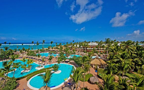 Paradiso a 5* in All Inclusive sulla splendida Playa Bávaro