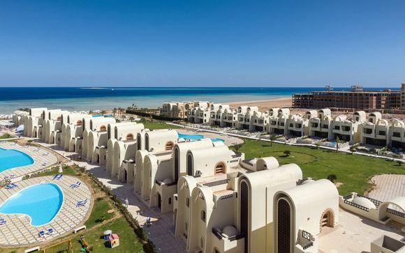 Gravity Sahl Hasheesh Resort 5*