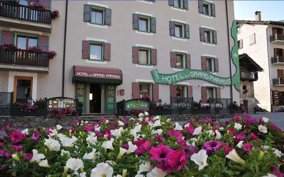 L'Hotel Du Grand Paradis