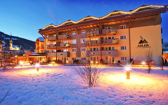 Adler Family Wellness and Aparthotel 4*