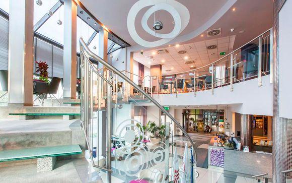 Il Galaxy Hotel 4*