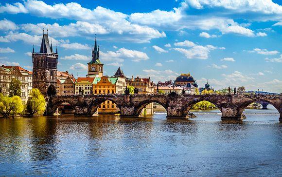 Buddha-Bar Hotel Prague 5* Voyage Privé : fino a -70%