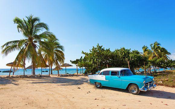 L'Avana in hotel 4* e soggiorno libero